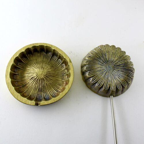 Millinery Flower making tool Flower making iron Leaf//Petal Mould silk