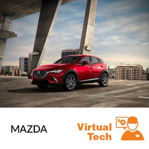 Mazda Digital Service And Repair Manual Expert Assistance Ebay