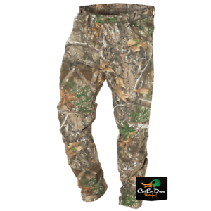 NEW BANDED TURKEY GEAR  COTTON HUNTING PANTS REALTREE EDGE CAMO XL