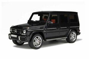 Mercedes Benz G63 Amg Noir Esprit Gt035 Édition Limitée 1:18 Neuf Dans Boîte