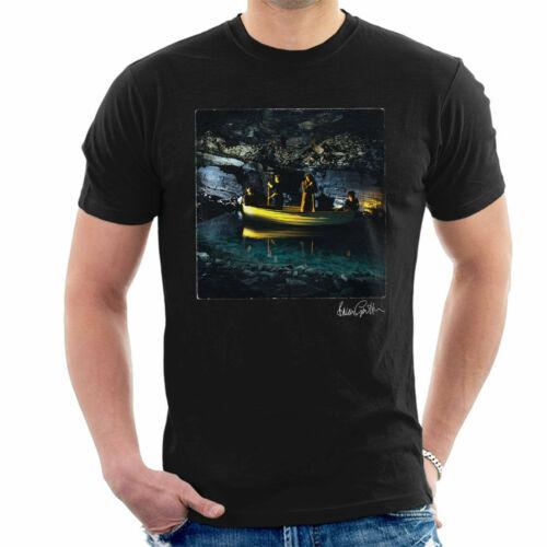 BRIAN GRIFFIN officiel de la photographie tee-shirt homme ECHO BUNNYMEN Crystal Days