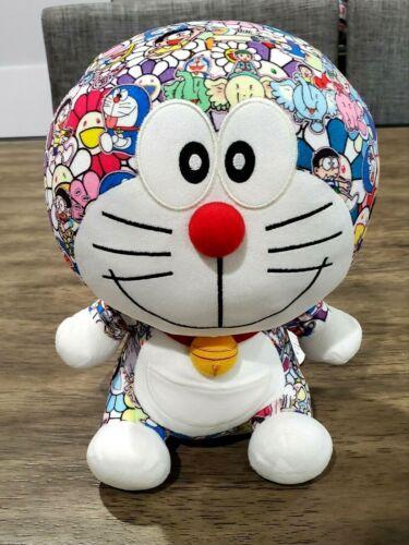 UNIQLO x Takashi Murakami x DORAEMON Plush NEW In Hand FREE SHIP