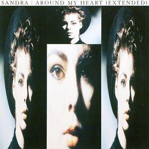 Sandra-Around-My-Heart-Extended-Vinyl-12-039-039-Maxi