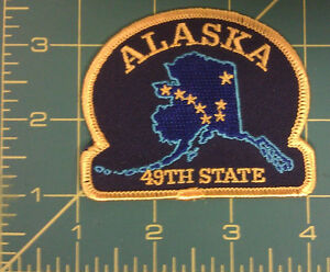 Embroidered-Alaska-Patch-Alaska-with-Big-Dipper-49th-State-New-in-package