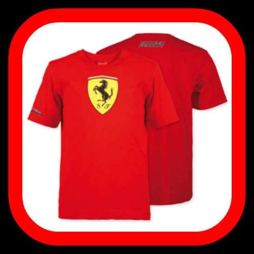 bordado firma de ALONSO FERRARI Camiseta Producto Oficial en la talla M.