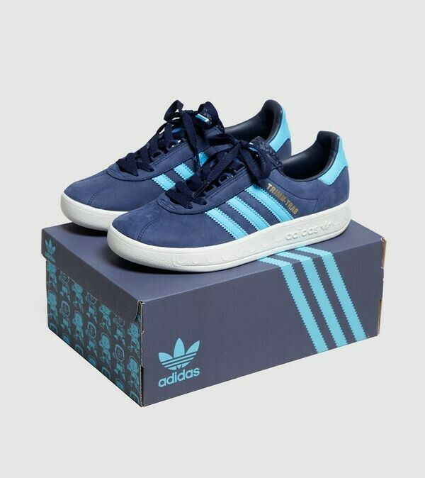 Adidas Trimm Trab, taille exclusive UK 7