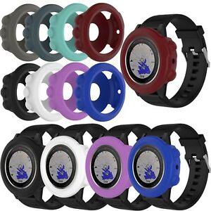 Silikon-Schutz-Huelle-Tasche-Abdeckung-Case-Cover-fuer-Garmin-Fenix-5X-GPS-Watch