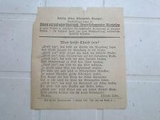 Kalender Der christliche Hausfreund: Kalenderblatt vom 7. Oktober 1925