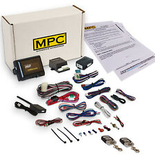 Complete Remote Start with Keyless Bypass Module for Chevy Vehicles [1998-2005]