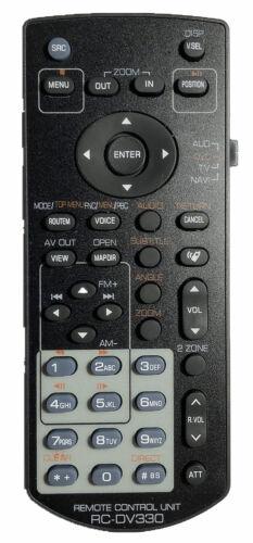 New USBRMT Replaced Remote RC-DV330 For KENWOOD DDX23BT DDX272 DDX396 DNX-7140