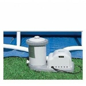 Depuratore Per Piscina.Dettagli Su Pompa Filtro A Cartuccia Intex Bestway 5678 Lt H Filtro Depuratore Per Piscina