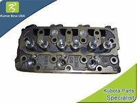 Kubota D905 complete Cylinder Head With Valves