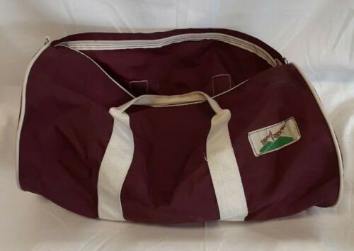 Land Rover Overnight Gym Bag Small Cylinder Duffle