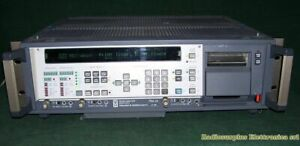 WANDEL & GOLTERMANN PRA-1A  Frame Analyzer 2048/64Kbit