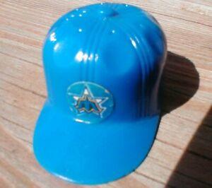 1980-MLB-Seattle-MARINERS-Vintage-mini-Cap-hat-gumball-Baseball-bat-helmet-LAICH