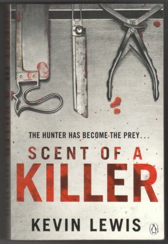 1 of 1 - Scent of a Killer by Kevin Lewis (Paperback, 2010)