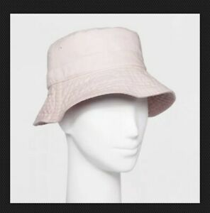 e43c4a5ed Details about Women's Bucket Sun Hats - Wild Fable _ Blush PINK #a13