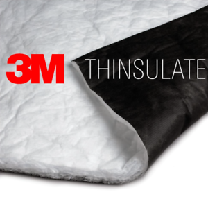 3M-Thinsulate-TM-SM200L-Acoustic-Thermal-Automotive-Insulation-for-van-and-car