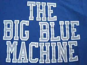 big blue machine
