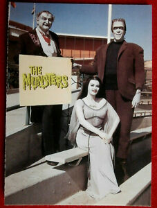 THE MUNSTERS - Card #42 - SIGN OF THE TIMES - DART 1997