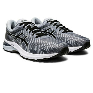 Asics Mens GT-2000 8 Running Shoes Trainers Sneakers Silver Sports Breathable