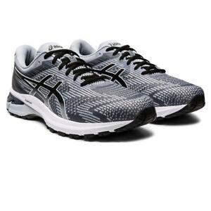 Detalles de Asics para hombre GT-2000 8 Calzado para Correr Zapatillas  Sneakers-Gris Deportes Transpirable- ver título original
