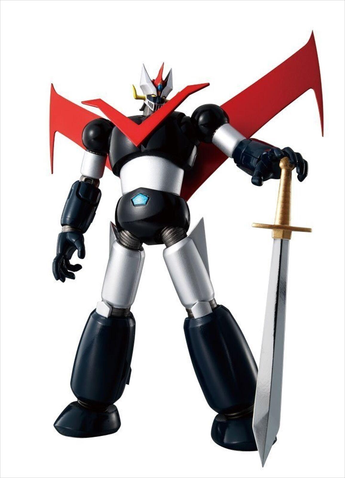 Bandai súper Robot Chogokin Great Mazinger Figura De Acción