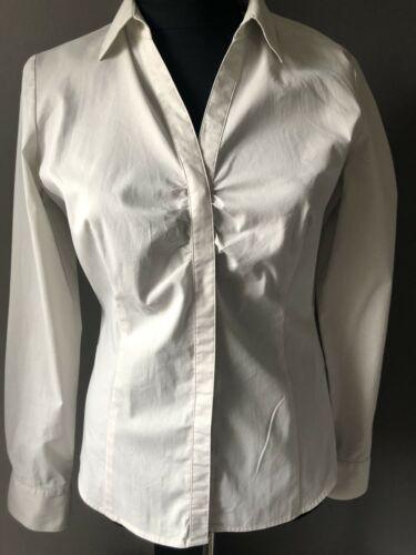 Sexy Bluse Business Comma 38 • Schnitt Edle wq07687A