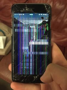Free iphone screen repair