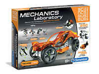 Science Museum Mechanics Laboratory Science Kit To Discover Secrets Of Mechanics