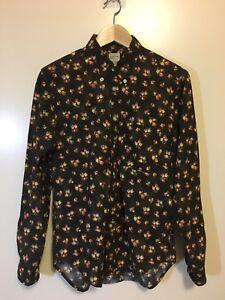 Camisa de para con Ny lunares de lunares New vestir York de hombre diseño M Nepenthes floral a rEqrZ