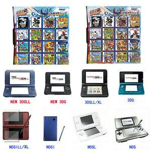 280-in-1-Combination-Games-Cartridge-For-NINTENDO-Game-2DS-NDS-DSLITE-DSi-3DS-Xl