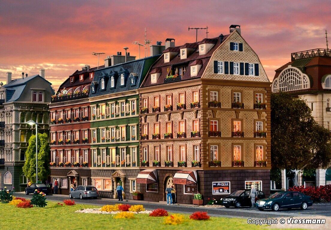 Hs Vollmer 43780 casas bloque 3 edificios kit Ho