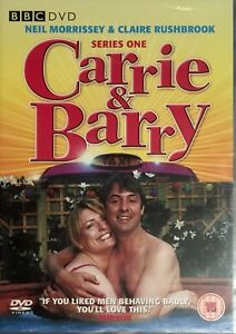 Carrie-And-Barry-Series-One-DVD-2005-R2-Neil-Morrissey-BRAND-NEW-amp-SEALED