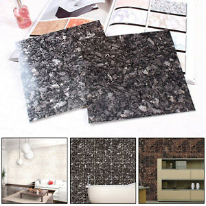 Image Is Loading Marble Self Adhesive Wallpaper Bathroom Kitchen Countertop  Cabinet
