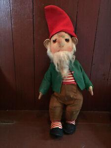 Antique-Vintage-Jointed-Cloth-Elf-Doll