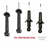 Full Set 4 Struts Lifetime Warranty Fits Expedition 2wd Only Free Shipping on sale