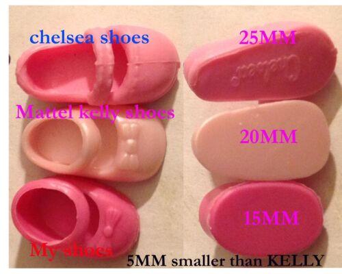 20 pcs   for Kelly Dolls Dress 10  P Clothes 10   P Shoes