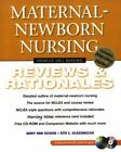 Maternal-Newborn Nursing : Reviews and Rationales by Mary Ann Hogan and Rita S. Glazebrook (2001, CD-ROM / Paperback)