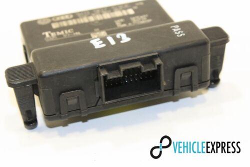VOLKSWAGEN AUDI SKODA Gateway Control Unit Module 1K0907530E