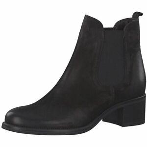 Details zu Tamaris Damen Stiefeletten 1 1 25040 23008 schwarz 717561