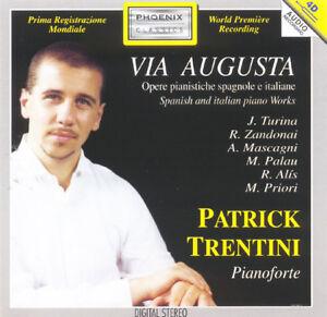 Patrick-Trentini-Via-Augusta-Joaquin-Turina-AU-Press-CD