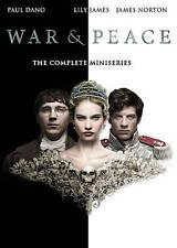 War  Peace (DVD, 2016)