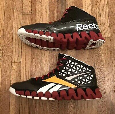 70ad18c145e Mens Reebok Zig Tech Zig Slash High Top Basketball Sneakers Sz 13 Shoes |  eBay