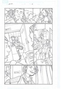 ORIGINAL-ART-PAGE-OF-THE-WASP-BY-CRAIG-ROUSSEAU-HER-OES-1-PAGE-18