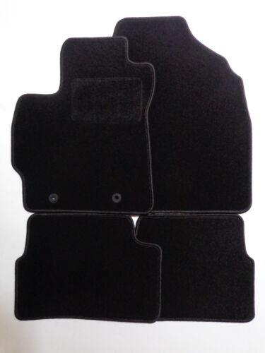 Fußmatten Autoteppiche passend für Toyota Auris ab 2007 bis 2012