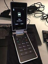 Rare Porsche Design P 9521 Phone Unlocked New (no Box) Titanium Silver