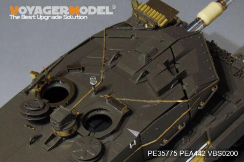 Voyager PE35775 1//35 German Leopard 2A5 Basic Detail Set For TAMIYA 35242