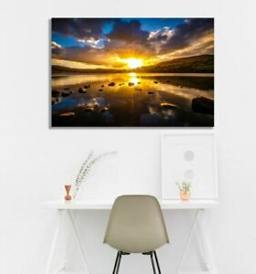 Canvas-Print-Semerwater-in-the-Yorkshire-Dales-England-Wall-Art-Fine-Art