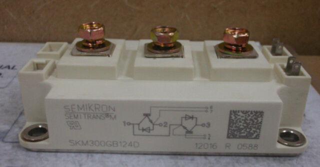 1pc SEMIKRON IGBT Module SKM300GB124D #017 for sale online